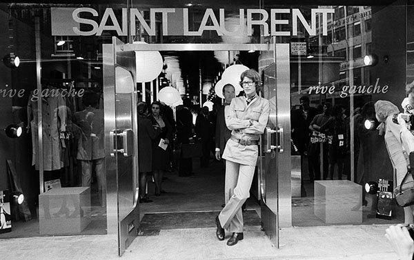 La Storia di Yves Saint-Laurent | Wordrobe