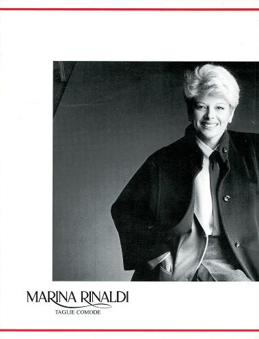 marina rinaldi anni ottanta