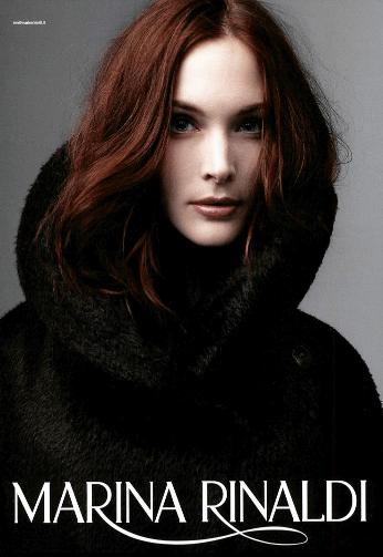 Marina Rinaldi anni 2000