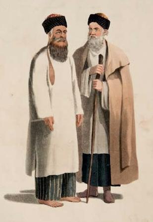 abito tradizionale afghanistan